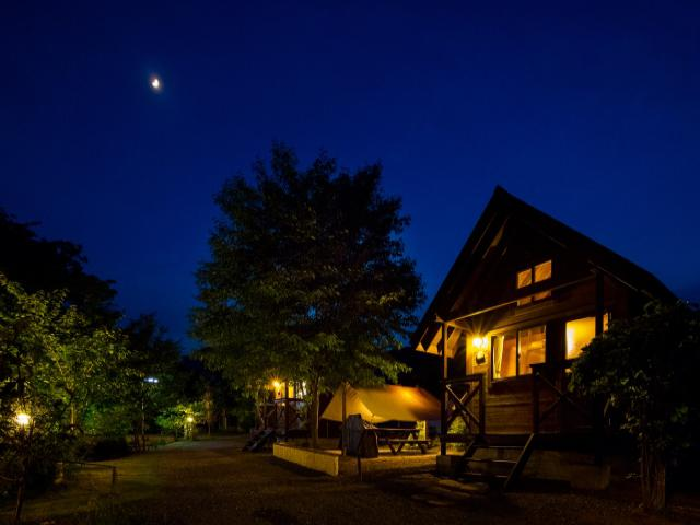 群馬みなかみキャンプ場 TAPA宿泊+ラフティング【宿泊パック】 イメージ