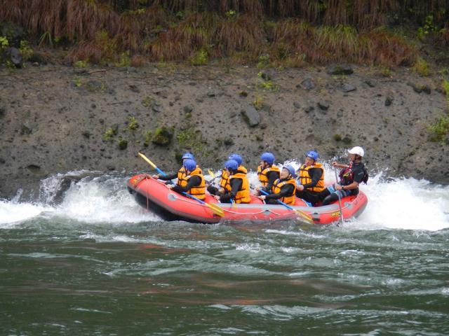 水上ラフト・カヌーコンボパック イメージ