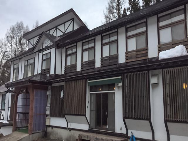 ロッヂ 山の家 イメージ