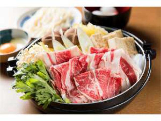 【群馬水上】みんなで楽しい♪ すき焼き鍋(夕朝付 1泊2食)プラン ロッヂ山の家 イメ-ジ