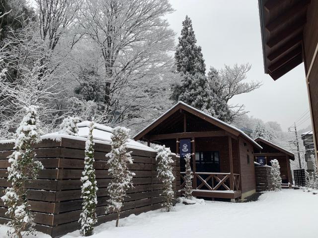 塩屋温泉グランピングコテージ (素泊まり) 冬季限定 イメ-ジ