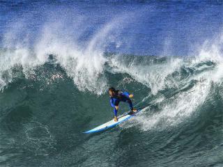 サーフィン イメージ